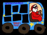 Weihnachtsmann-Express